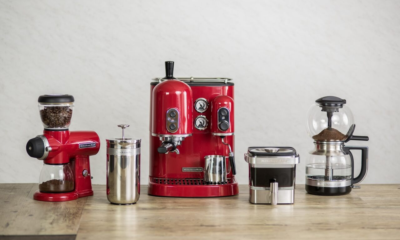 Photo of Top 6 KitchenAid coffee makers 2020