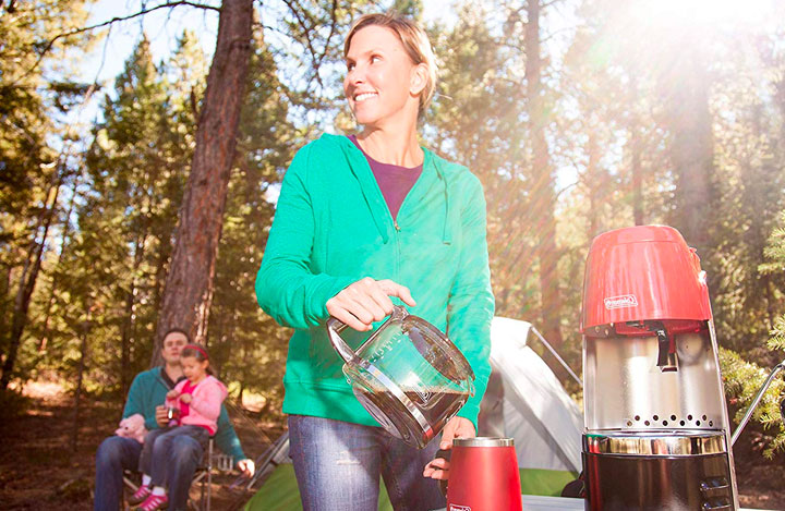 Best Camping Coffee Maker Reviews 2019 – Lightweight, Portable, Easy to Use