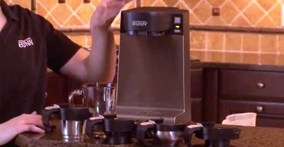 Bunn MCU Single-Cup Multi-Use Home Coffee Brewer
