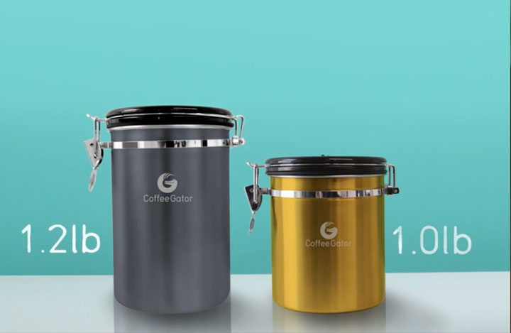 Best Coffee Canister Reviews – What to Buy in 2019 to Retain Maximum Freshness