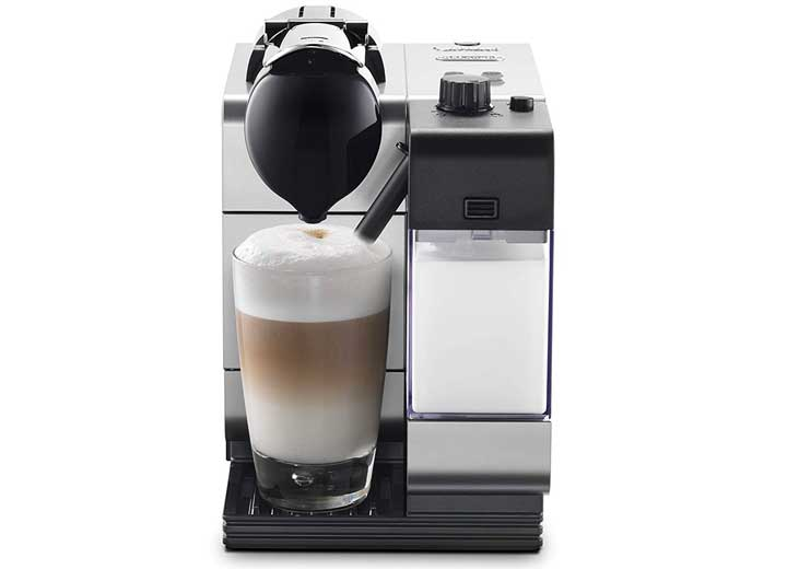 De'Longhi EN520SL Lattissima Plus Espresso and Cappuccino Machine