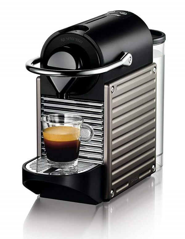 Nespresso Pixie Original Espresso Machine by Breville Titan Review