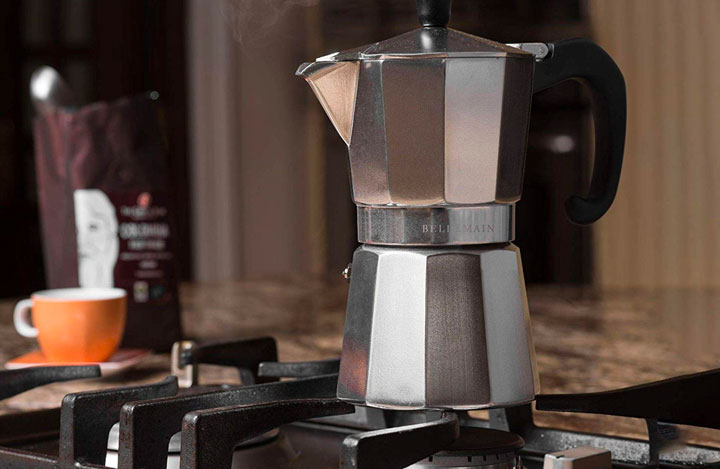 Best Stovetop Espresso Maker Reviews – Classy, High-Quality Models
