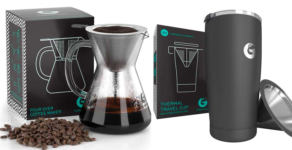 Coffee Gator Pour Over Review – Unlock Full Potential of Pour-Over Coffee