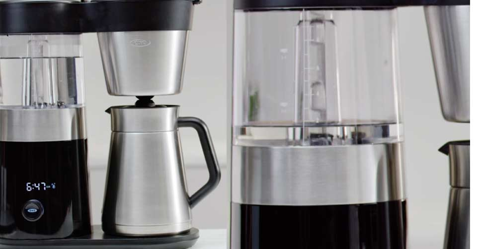 OXO 9 Cup Coffee Maker Manual for Brewing Gold-Standard Coffee